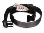 Pacsafe Cashsafe 25 Anti Theft Deluxe Travel Belt Wallet