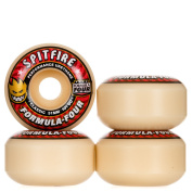 Spitfire Formula Four Classic Wheels 101a White/red 51mm