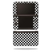 Skin Decal Wrap for Nintendo 3DS XL Original 2012-2014 Cover Cheque