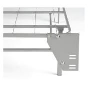 Mantua Mfg. Co. Platform Bed Base Headboard/ Footboard Bracket