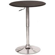 Manhattan Comfort Circle Steegie Bar Table