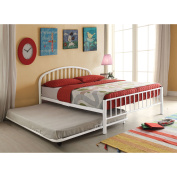 Cailyn Trundle Bed Only, Full, White