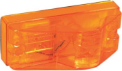 TRUCK LITE CO INC 22004Y Turn Lamp, Rectangle, 15cm , Yellow