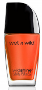 wet n wild Shine Nail Colour, Nuclear War, 0.41 Fluid Ounce