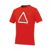 Dare 2b Mens Casual Cycling Biking Side Track T-shirt - Red - Xs * *
