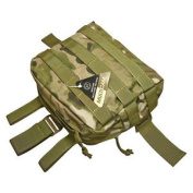 Flyye Drop Leg Dump Accessories Utility Pouch Airsoft Molle System Multicam Camo