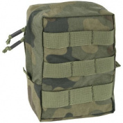 Helikon General Purpose Tactical Combat Cargo Pouch Cordura Polish Woodland Camo