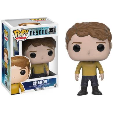 Funko Pop! Star Trek Beyond: Chekov, Duty Uniform