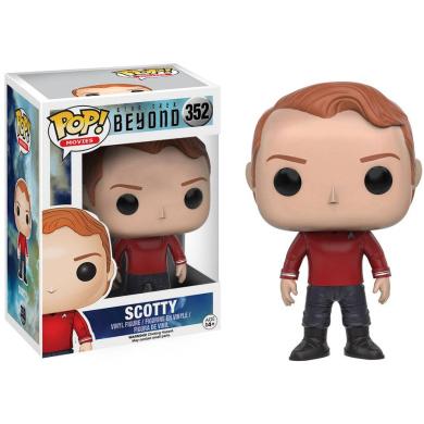 Funko Pop! Star Trek Beyond: Scotty, Duty Uniform
