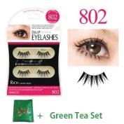 D.U.P False Eyelashes - Rich 802