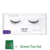 D.U.P False Eyelashes Premium Rich - 19