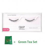 D.U.P False Eyelashes Premium Sweet - 16