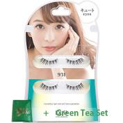 D.U.P False Eyelashes Secret Line Air - Cute Eyes 931
