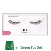 D.U.P False Eyelashes Premium Sweet - 12