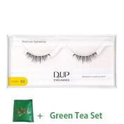 D.U.P False Eyelashes Premium Nude - 03