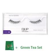 D.U.P False Eyelashes Premium Rich - 20