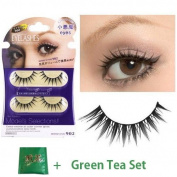 D.U.P False Eyelashes Effect - Small Devil Eyes 902