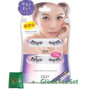 D.U.P False Eyelashes Secret Line Air - Small Devil Eyes 929