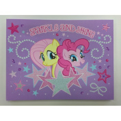 Linen Depot Direct 'My Little Pony Sparkle and Shine' Graphical Art on Canvas