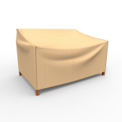 Budge Chelsea Patio Loveseat Covers, Durable and Waterproof Outdoor Furniture Covers