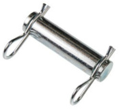 Double Hh Mfg 10202 Cylinder Pin 2.5cm X 5.1cm - 1.9cm