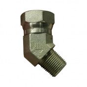 Apache Hose & Belting 39005500 3/8x1/2 45DEG Swivel