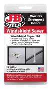 J-B Weld 2100 Windshield Saver Windshield Repair Kit, 2220ml