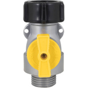 Melnor Metal Full-Flow Shutoff