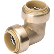 ProLine Brass Push Fit X Push Fit Elbow