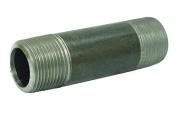 Ace Galvanised Nipple 2.5cm - 0.6cm X 23cm