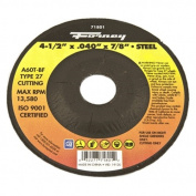 71801 10cm - 1.3cm X .100cm X 2.2cm Cut-Off Wheel