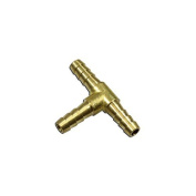 AA Performance Products 7mm Brass Fuel Tee