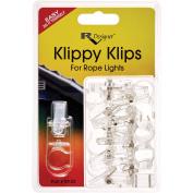 RV Designer M122 Rope Light Klippy Klips