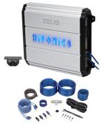Hifonics Zeus ZXX-1200.1D 1200W Mono Block Class D Car Audio Amplifier + Amp Kit