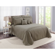 Belle Maison Reflections Quilted Bedspread