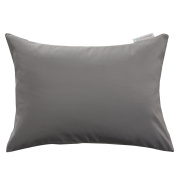 AllerEase Zippered Travel Pillow Protector, 36cm x 50cm