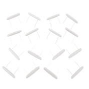 Bed Skirt Holding Pins - Set Of 16, Multi