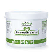 Aniforte Pure Brewer's Yeast Powder (250 G) | 100% Pure Natural | For Shiny Skin