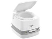 Thetford Porta Potti 345 Qube Portable Camping Chemical Toilet *fast Delivery*