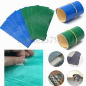 5/10/20pcs Waterproof Adhesive Repair Patch Tape Canva Tent Awning Swag Backpack