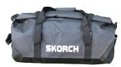 Skorch Waterproof Backpack Dry Bag With Comfortable Black Padded Shoulder Straps