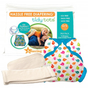 Tidy Tots Nappies Hassle Free 2 Nappy Tweetheart Cover