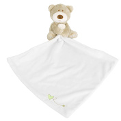 Baby Plush Blanket & Security Blanket, Rat And Bear