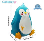 Conforzy, Penguin Standing Potty Training Urinal for Boys with Fun Aiming Target