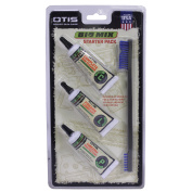 Otis Sample Pack Cleaner, Lubricant, Protecant with AP Brush