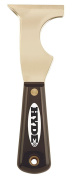 Hyde Tools Painters Tool 5-In-1, Brass - 02975