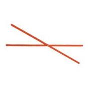 Jackson Safety Mb48 Sign Ribset With Hole, Orange