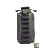Elite Survival Systems MOLLE Quick-Deploy Shotshell Pouch - Holds 18, MultiCam M