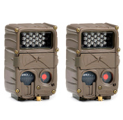 (2) CUDDEBACK E2 Long Range IR Infrared Micro Trail Game Hunting Cameras | 20MP