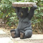 Hi-Line Gift Ltd. Sitting Bear Plant Stand